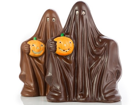 chocolate healthy treats trick or treat halloween halloween candy